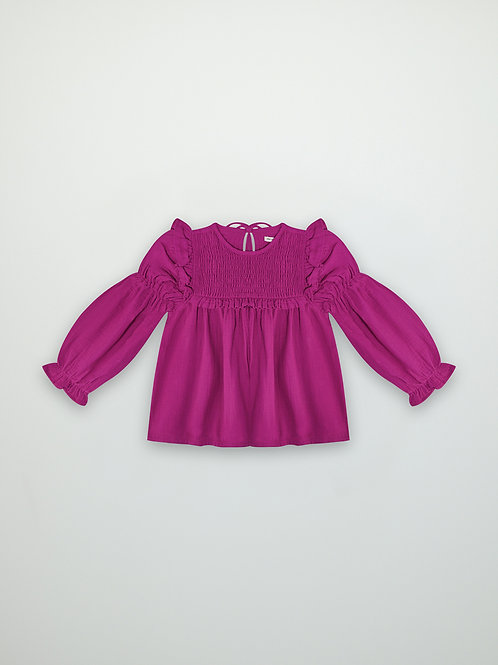 THE NEW SOCIETY - DOMINIQUE BLOUSE