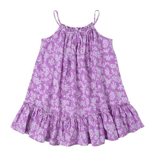 Kidsagogo - Aera Dress Spring Garden Lilac