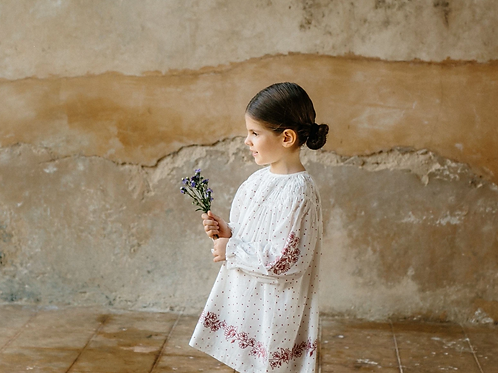 LALI - TULIP DRESS, FLOWER POT
