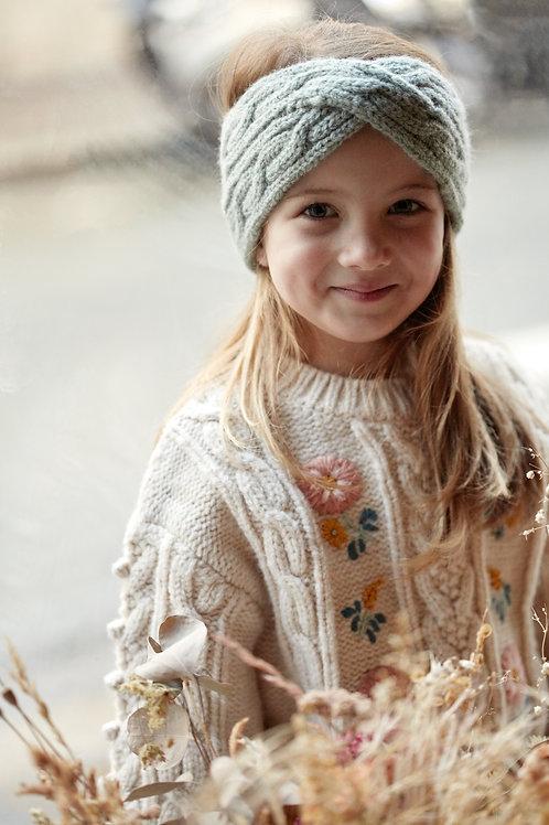 Louise Misha - Pullover Georgette Cream