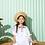 Thumbnail: Kidsagogo - Gia Dress White