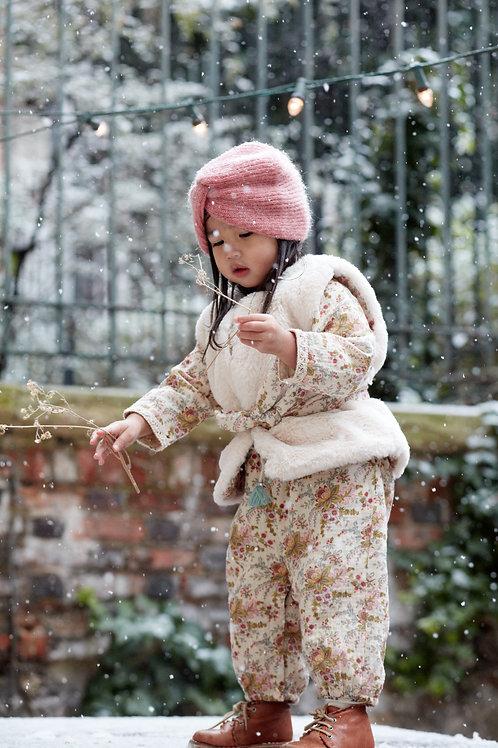 Louise Misha - Jenna Jumpsuits  Cream French Flowers