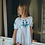 Thumbnail: [Pre-Order] Kidsagogo - Nina Dress White/Cool