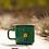 Thumbnail: Moomin enamel mug Retro Snufkin 370ml - Muurla