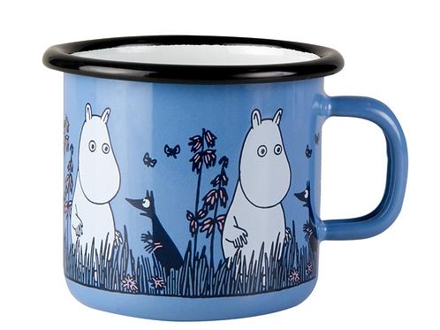 "Moomin Friends ""Moomintroll"" Mug 250ml - Muurla"