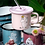 Thumbnail: Snorkmaiden Mug 250ml pink - Muurla