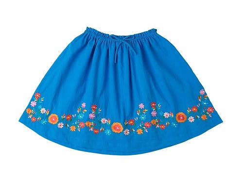 [Pre-Order] Kidsagogo - Posie Skirt Cobalt