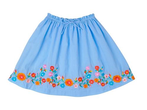 [Pre-Order] Kidsagogo - Posie Skirt Chambray