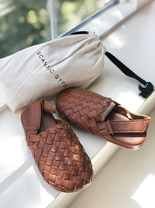 Scandic Gypsy - Little Gypsy Woven Leather Mule