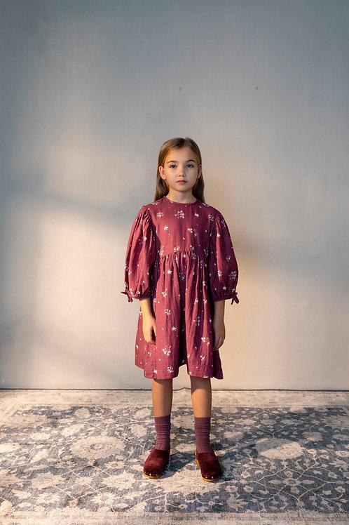BEBE ORGANIC - NORA FLOWER DRESS