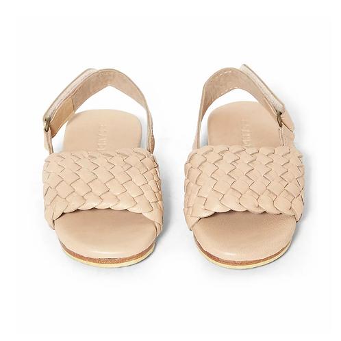 Scandic Gypsy - Little Gypsy Woven Leather Sandal Kids
