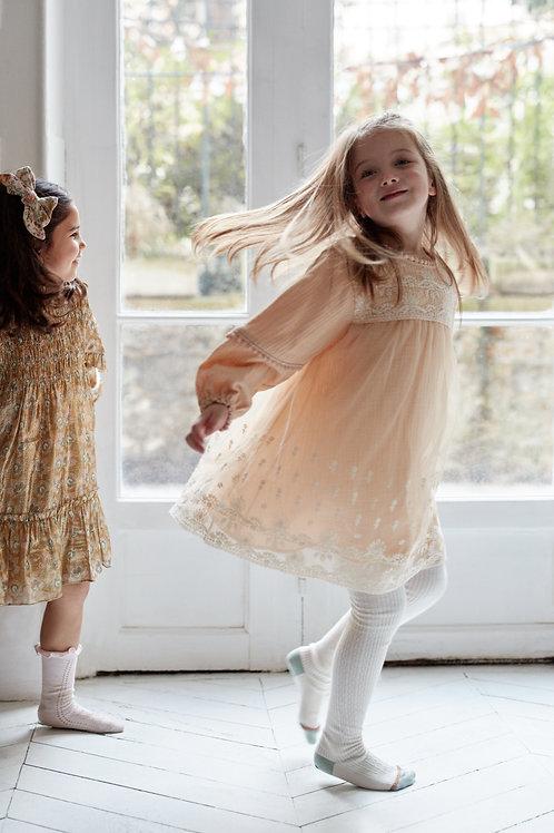 Louise Misha - Dress Christa Blush