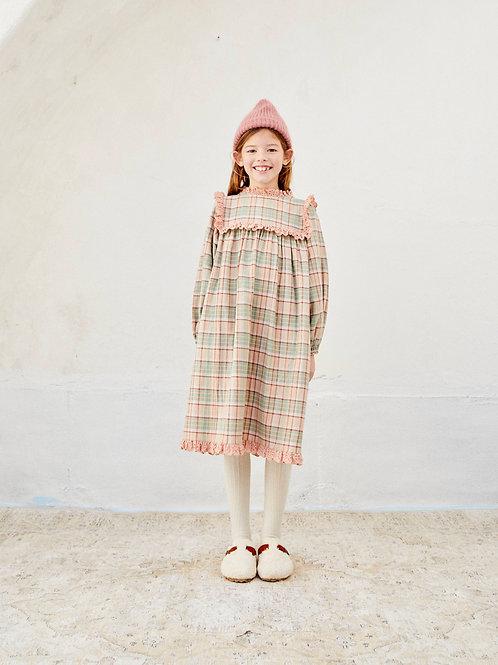 LIILU - Lana Dress Check