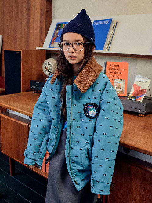 En:Paper -Blue Snowman Jacket