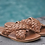 Thumbnail: Scandic Gypsy - Woven Leather Maja Sandal