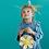 Thumbnail: Mery Mery - White Daisy Straw Bag