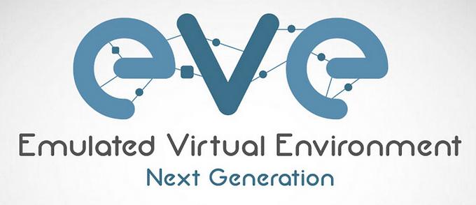 การติดตั้งโปรแกรม EVE-NG