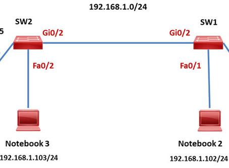 LAB : Basic Switch Configuration