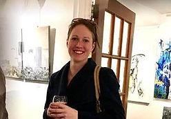 artist at edmonton art gallery