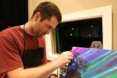 paint party instructor edmonton