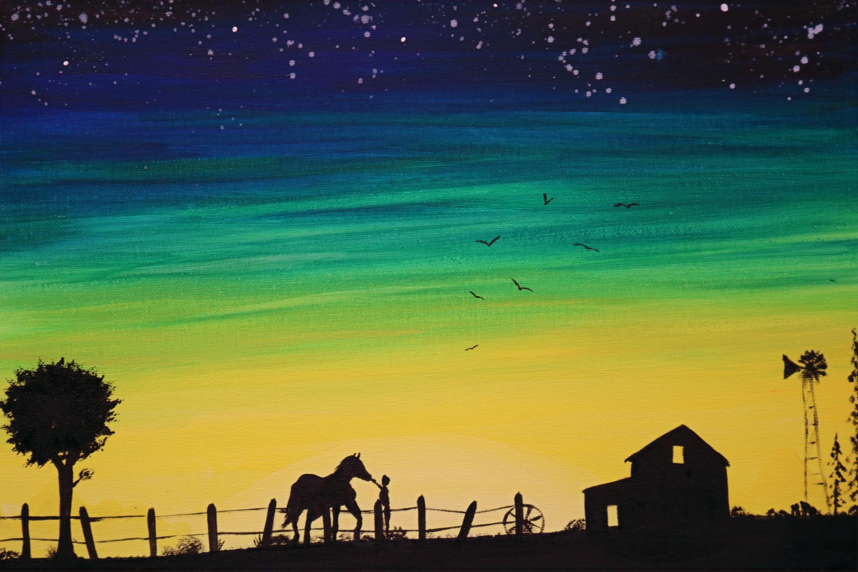 Homeland Painting