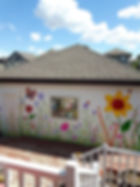 outdoor wall mural painting edmonton