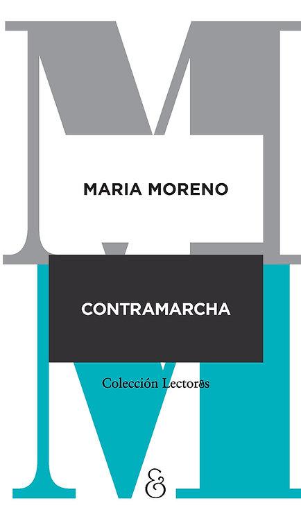 CONTRAMARCHA, María Moreno