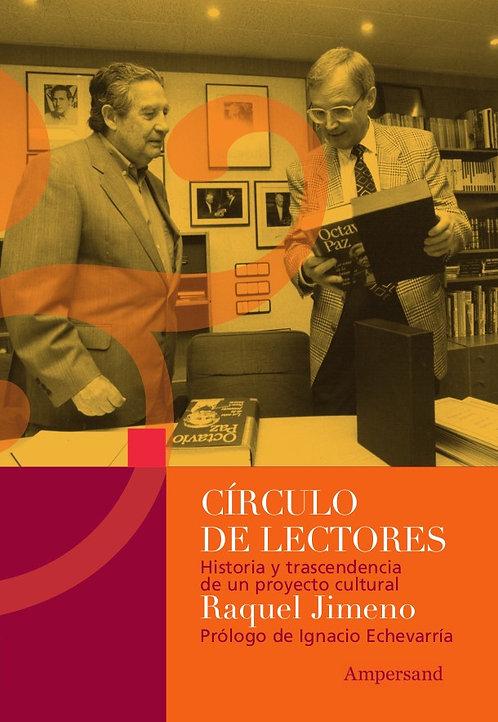 CÍRCULO DE LECTORES, Raquel Jimeno
