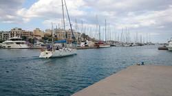 Marina of Ag. Nikolaos
