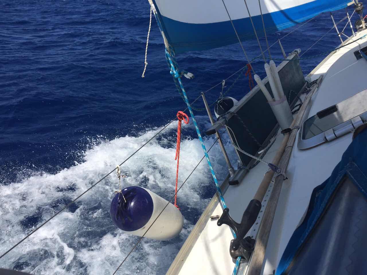 Sailing Creta