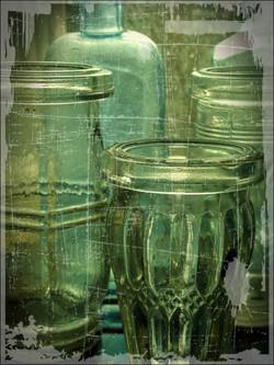 Little vintage vases
