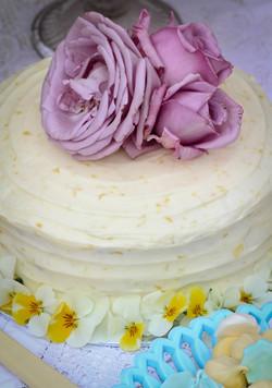 Pineapple Humming Bird Cake