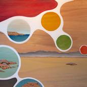 Moments in the Ocean Desert