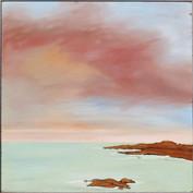 Doorway: Jade Sea, Crimson Sky