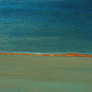 Thin Line of the Coast