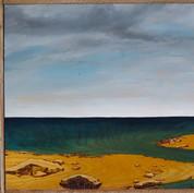 Doorway: Sandbar Is Forming...Get Ready!, 34x50