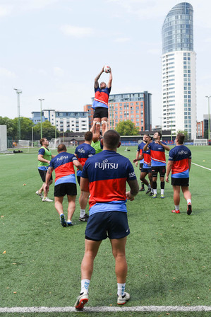 UKAF Rugby