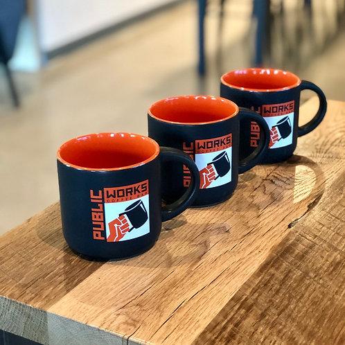 Public Works Coffee Bar Mug