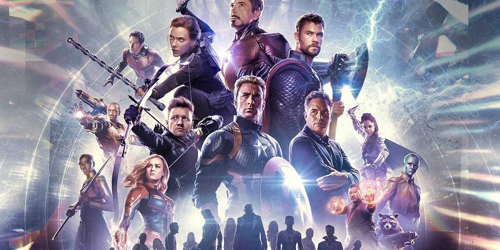 Marvel Movie Trivia Brunch