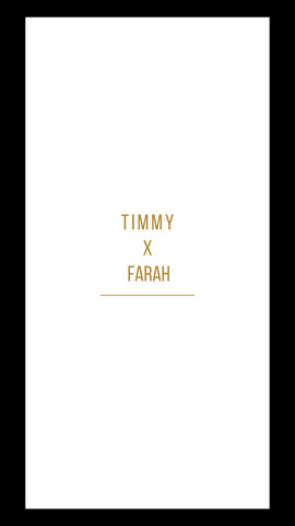 Timmy and Farah