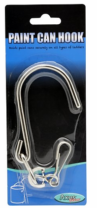 Axus decor paint can hook