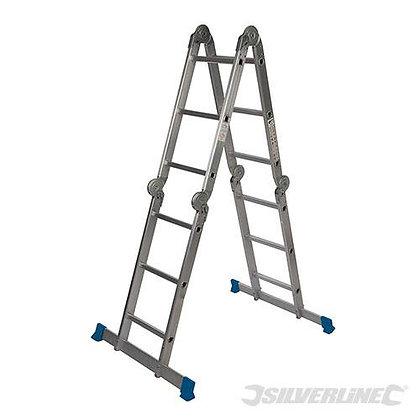 Multipurpose Ladder with Platform