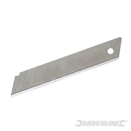 Snap-Off Blades 10pk 18mm