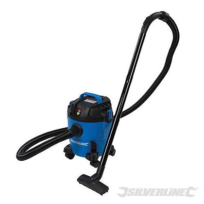 1000W Wet & Dry Vacuum Cleaner 10Ltr
