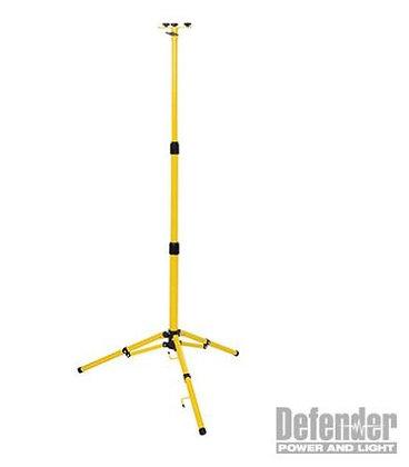 Umbrella-Type Telescopic Tripod