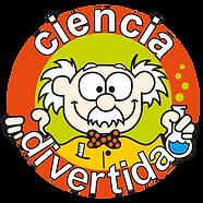 Ciencia Divertida logo