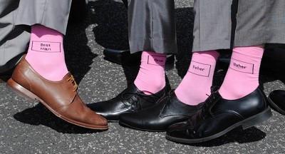 Usher Socks