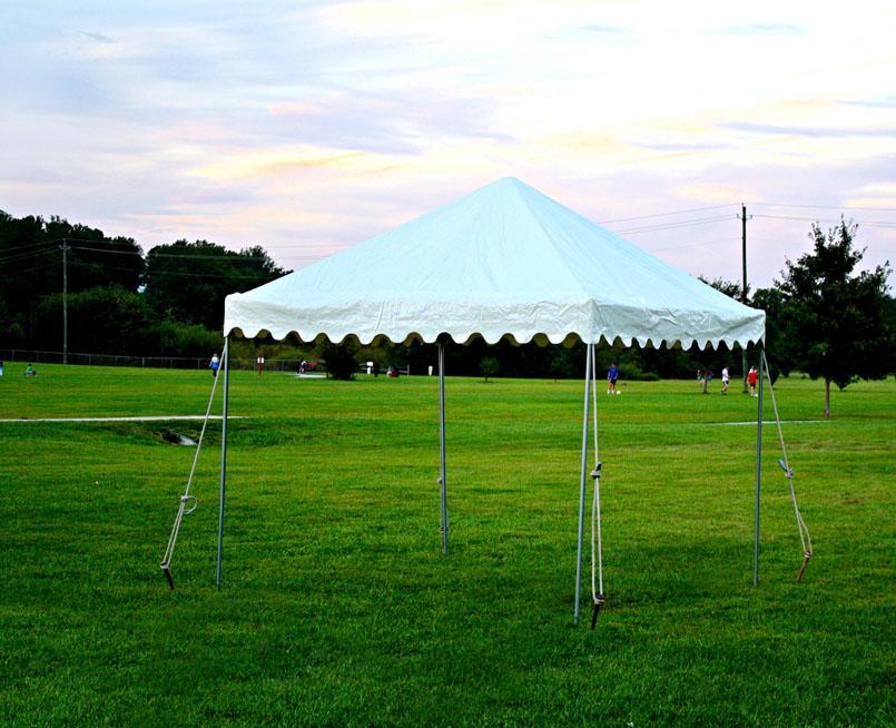 10x10 Frame Tent