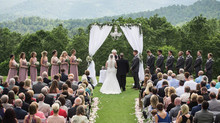 An Outdoor Wedding Creates Lasting Memories
