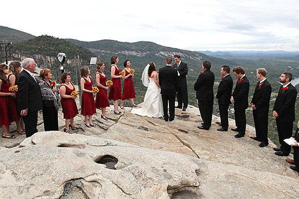 5 Unique Outdoor Wedding Ideas for the Mountains